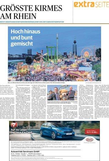 Größte Kirmes am Rhein  -12.07.2018-