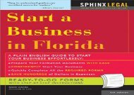[+]The best book of the month Start a Business in Florida [PDF]