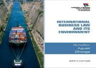 [+]The best book of the month International Business Law and Its Environment  [READ]