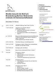 Woidke besucht die BioFach - Fördergemeinschaft Ökologischer ...