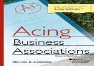 [+]The best book of the month Acing Business Associations (Acing Series)  [FULL]