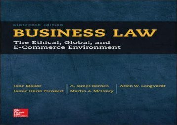[+][PDF] TOP TREND Business Law  [DOWNLOAD]