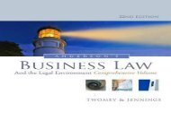 [+][PDF] TOP TREND Anderson s Business Law and the Legal Environment, Comprehensive Volume  [FREE]