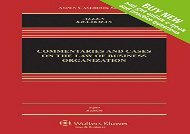 [+]The best book of the month Commentaries and Cases on the Law of Business Organization (Aspen Casebook)  [FREE]
