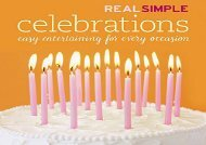 [+][PDF] TOP TREND Real Simple Celebrations: Stress-Free Entertaining for Every Occasion  [FULL]