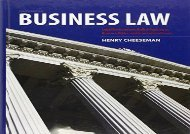 [+][PDF] TOP TREND Business Law  [READ]