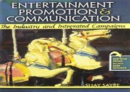 [+]The best book of the month Entertainment Promotion and Communication: The Industry and Integrated Campaigns  [FULL]