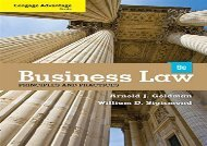 [+][PDF] TOP TREND Cengage Advantage Books: Business Law: Principles and Practices [PDF]