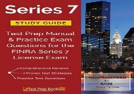 [+]The best book of the month Series 7 Study Guide: Test Prep Manual   Practice Exam Questions for the FINRA Series 7 License Exam  [DOWNLOAD]