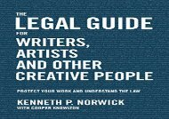 [+]The best book of the month Legal Guide for Writers, Artists and Other Creative People, The  [DOWNLOAD]