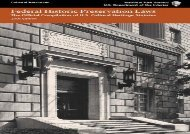 [+]The best book of the month Federal Historic Preservation Laws: The Official Compilation of U. S. Cultural Heritage Statutes [PDF]