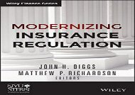 [+]The best book of the month Modernizing Insurance Regulation (Wiley Finance) [PDF]