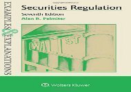 [+]The best book of the month Examples   Explanations for Securities Regulation [PDF]