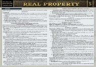 [+][PDF] TOP TREND Real Property: A Quickstudy Laminated Law Reference   Bar Exam Study Guide  [READ]