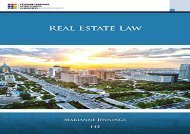 [+]The best book of the month Real Estate Law (Real Estate Law (Seidel, George)) [PDF]