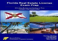 [+][PDF] TOP TREND Florida Real Estate License Exam Prep: All-in-One Review and Testing to Pass Florida s Real Estate Exam  [NEWS]