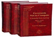 [+]The best book of the month Covenants Not to Compete: A State-by-state Survey  [READ]