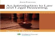 [+]The best book of the month An Introduction to Law and Legal Reasoning  [FULL]