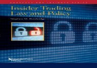 [+][PDF] TOP TREND Insider Trading Law and Policy (Concepts and Insights)  [NEWS]