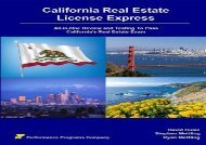 [+]The best book of the month California Real Estate License Express: All-in-One Review and Testing to Pass California s Real Estate Exam  [DOWNLOAD]