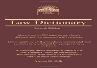 [+][PDF] TOP TREND Law Dictionary  [NEWS]
