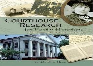 [+][PDF] TOP TREND Courthouse Research for Family Historians [PDF]