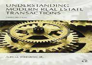 [+][PDF] TOP TREND Understanding Modern Real Estate Transactions [PDF]