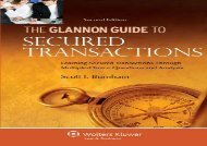 [+]The best book of the month Glannon Guide to Secured Transactions: Learning Secured Transactions Through Multiple-Choice Questions and Analysis (Glannon Guides)  [DOWNLOAD]
