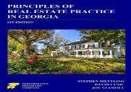 [+][PDF] TOP TREND Principles of Real Estate Practice in Georgia  [NEWS]