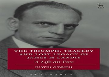 [+][PDF] TOP TREND The Triumph, Tragedy and Lost Legacy of James M Landis  [NEWS]