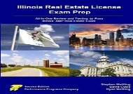 [+][PDF] TOP TREND Illinois Real Estate License Exam Prep: All-in-One Review and Testing To Pass Illinois  AMP Real Estate Exam  [DOWNLOAD]