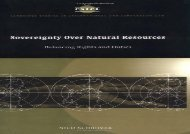 [+][PDF] TOP TREND Sovereignty over Natural Resources: Balancing Rights and Duties (Cambridge Studies in International and Comparative Law)  [READ]