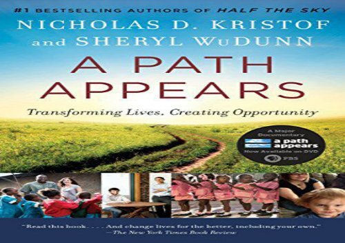 [+][PDF] TOP TREND A Path Appears, A  [FREE]