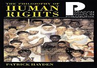 [+]The best book of the month The Philosophy of Human Rights: Readings in Context (Paragon issues in philosophy series)  [NEWS]