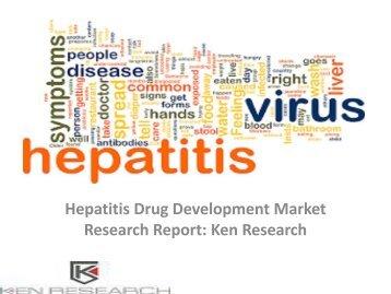 Hepatitis Drug Development Market Research Report, Analysis, Opportunities, Forecast, Revenue, Trends, Value : Ken Research