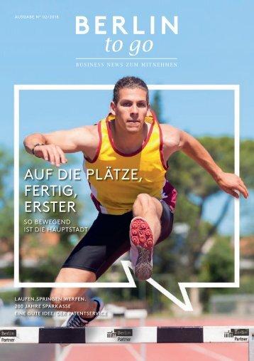 Berlin to go, Ausgabe 2.2018