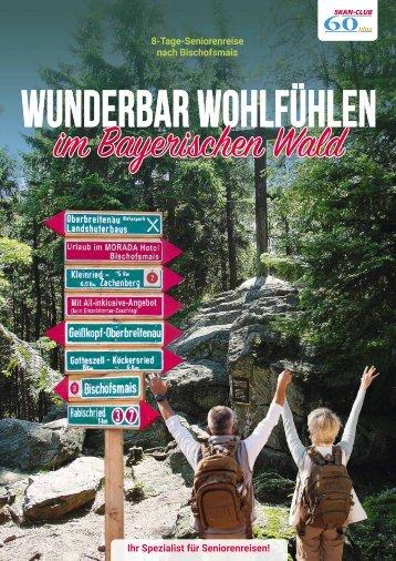 Wunderbar wohlfühlen im Bayerischen Wald