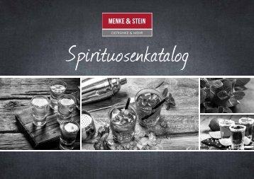 Menke & Stein Spirituosenkatalog