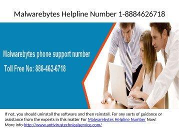 Support For Malwarebytes Helpline Number 1-8884626718