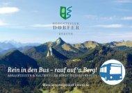 Bergsteigerbus