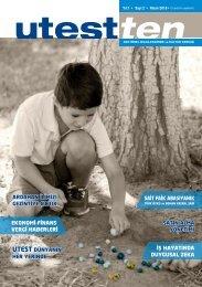 Utestten Dergi - 2. Sayı