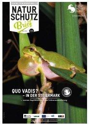 Naturschutz-Brief 236 Amphibien