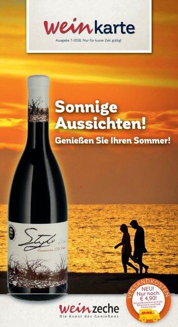 Weinzeche Weinkarte 7_2018