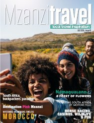Mzanzitravel Magazine Issue 10
