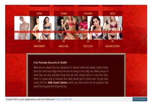 Ishagarg Sexy Escorts in Delhi || Delhi Escorts Services