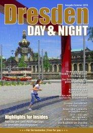 Dresden Day&Night Sommer 2018