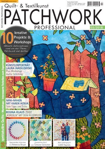 Patchwork Professional 03/2018
