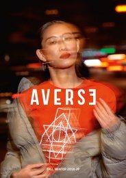 AVERSE | FW18/19 Catalogue