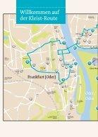 Kleist-Route - Europa-Universität Viadrina Frankfurt - Seite 4