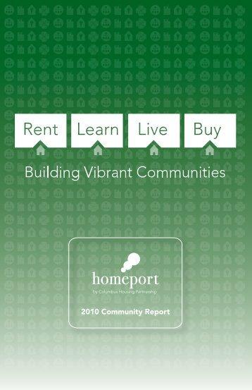 2010 Community Report - Homeport